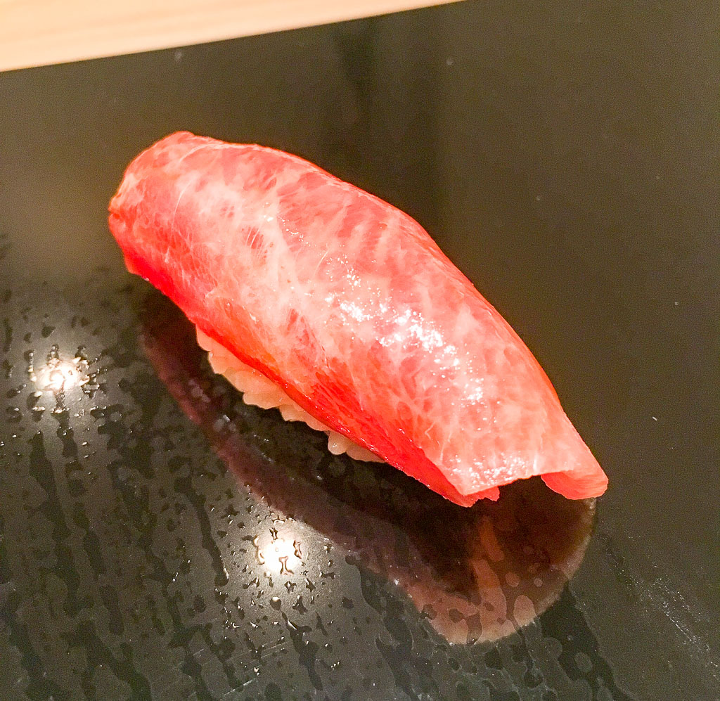 Course 12: Fatty Tuna, 10/10