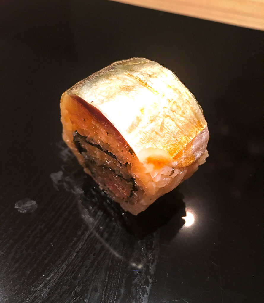Course 14: Herring Roll, 8/10