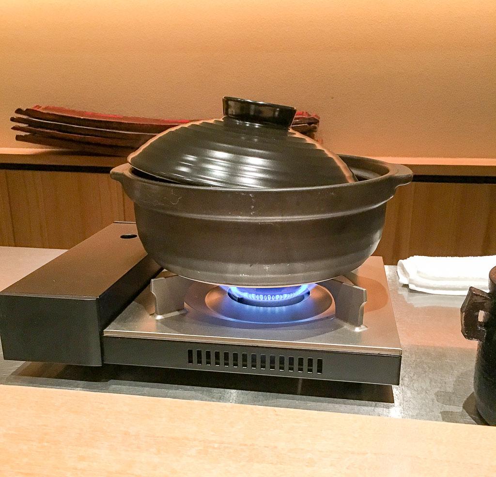 Course 5: The Hotpot