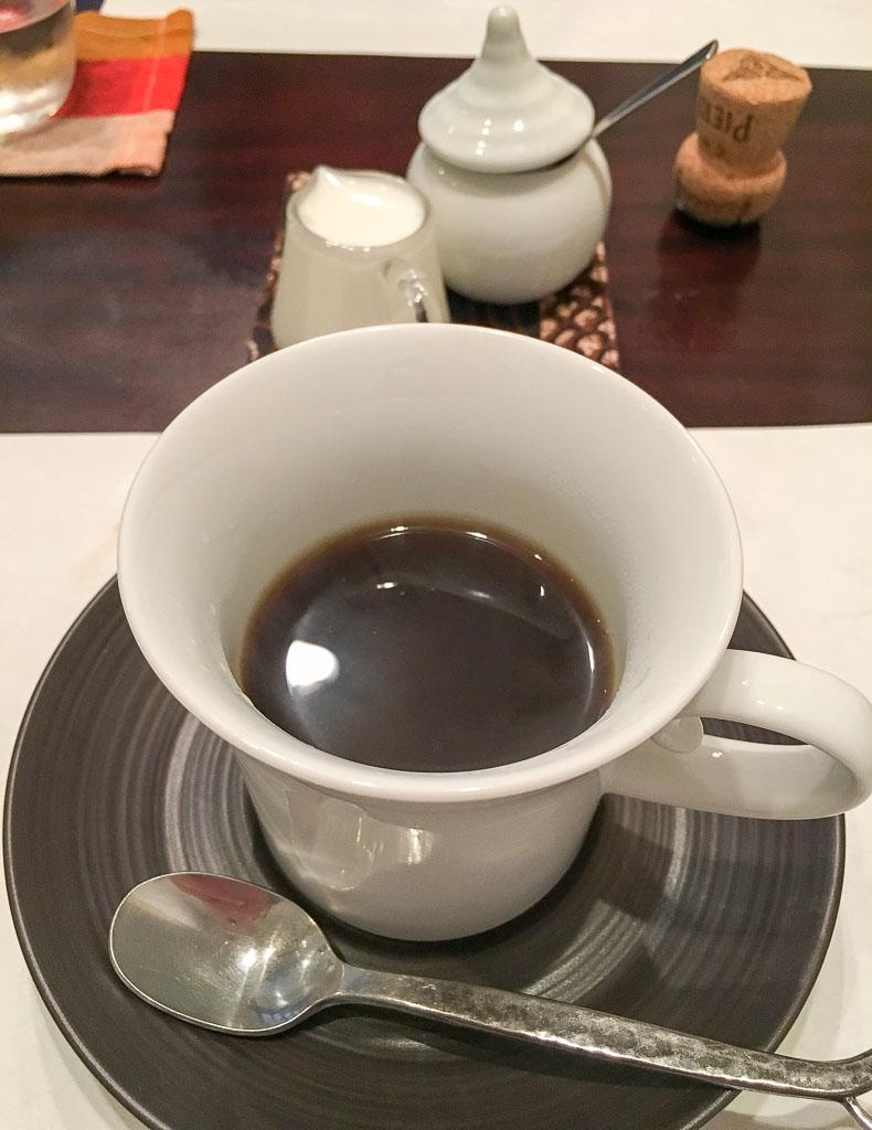 Coffee, 8/10