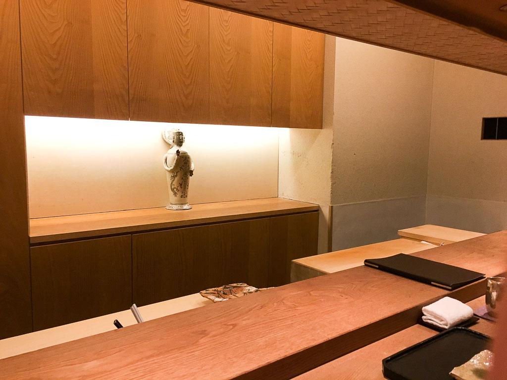 Kohaku Dining Counter