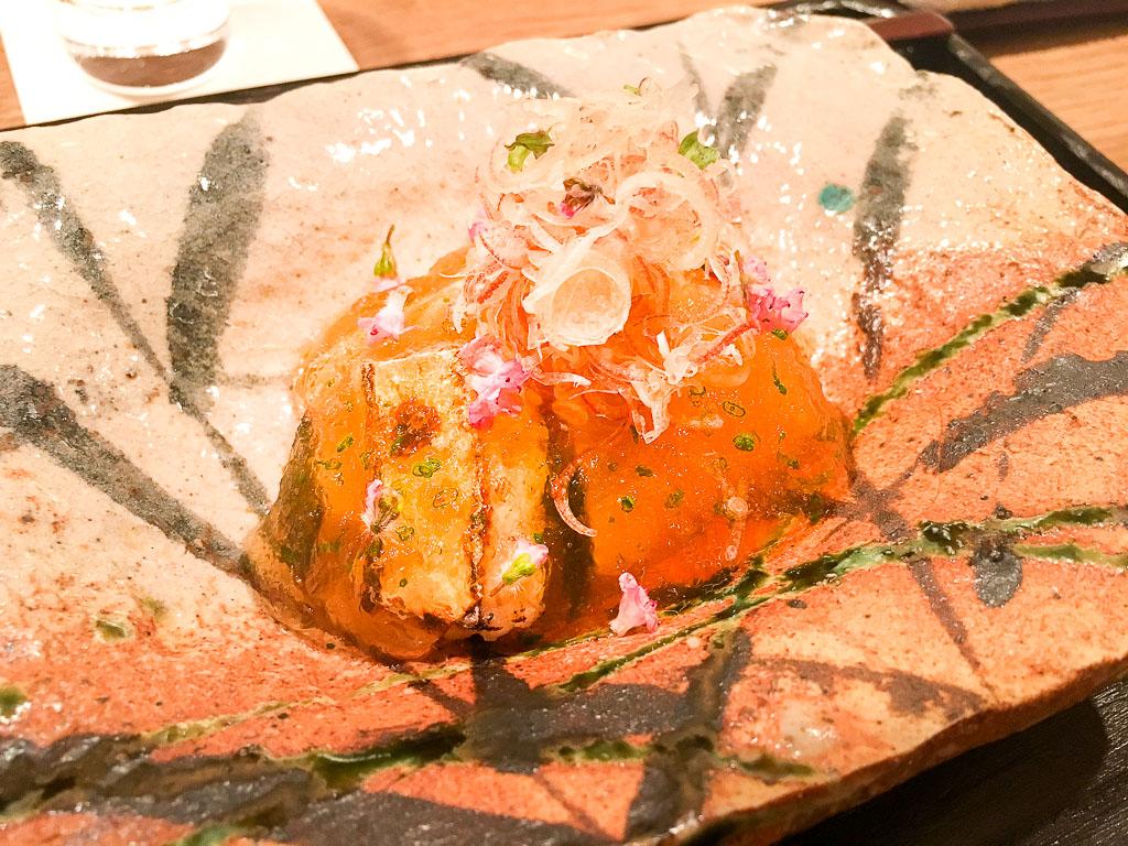 Course 5: Smoked Mackerel + Jelly, 9/10