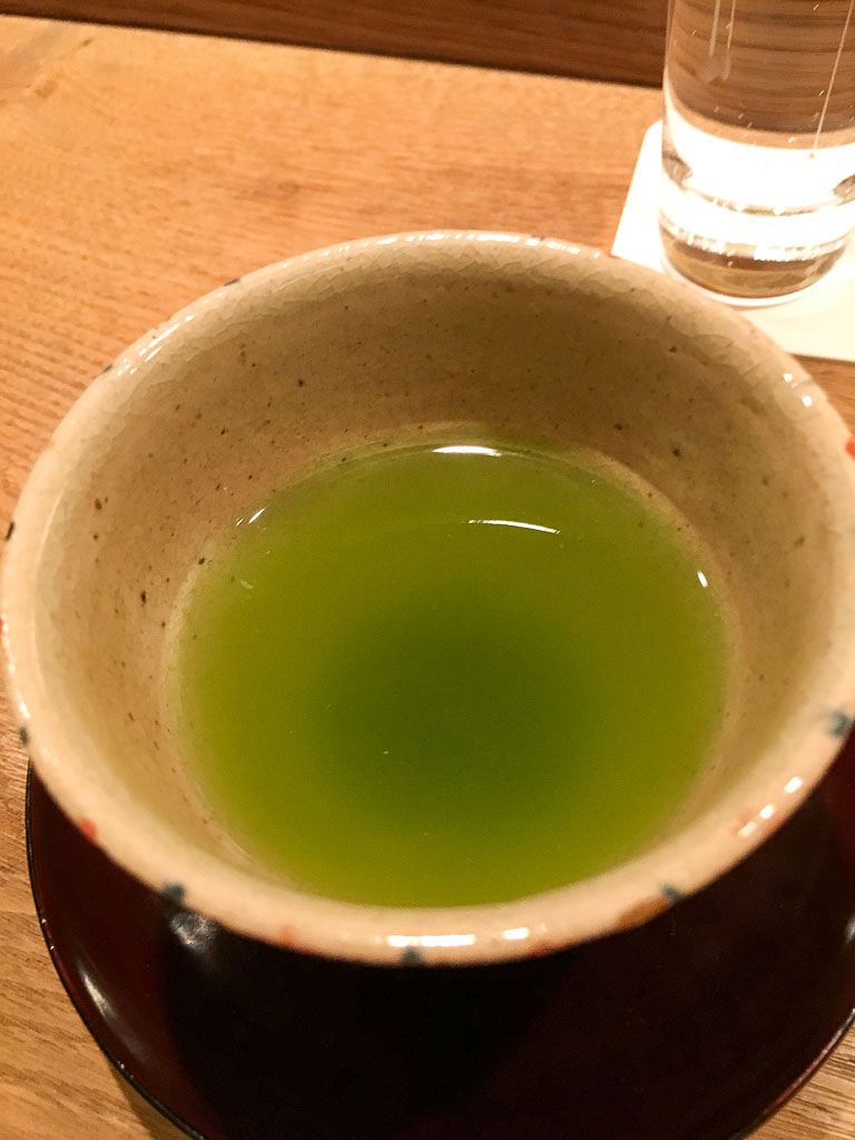 Last Sip: Green Tea, 8/10