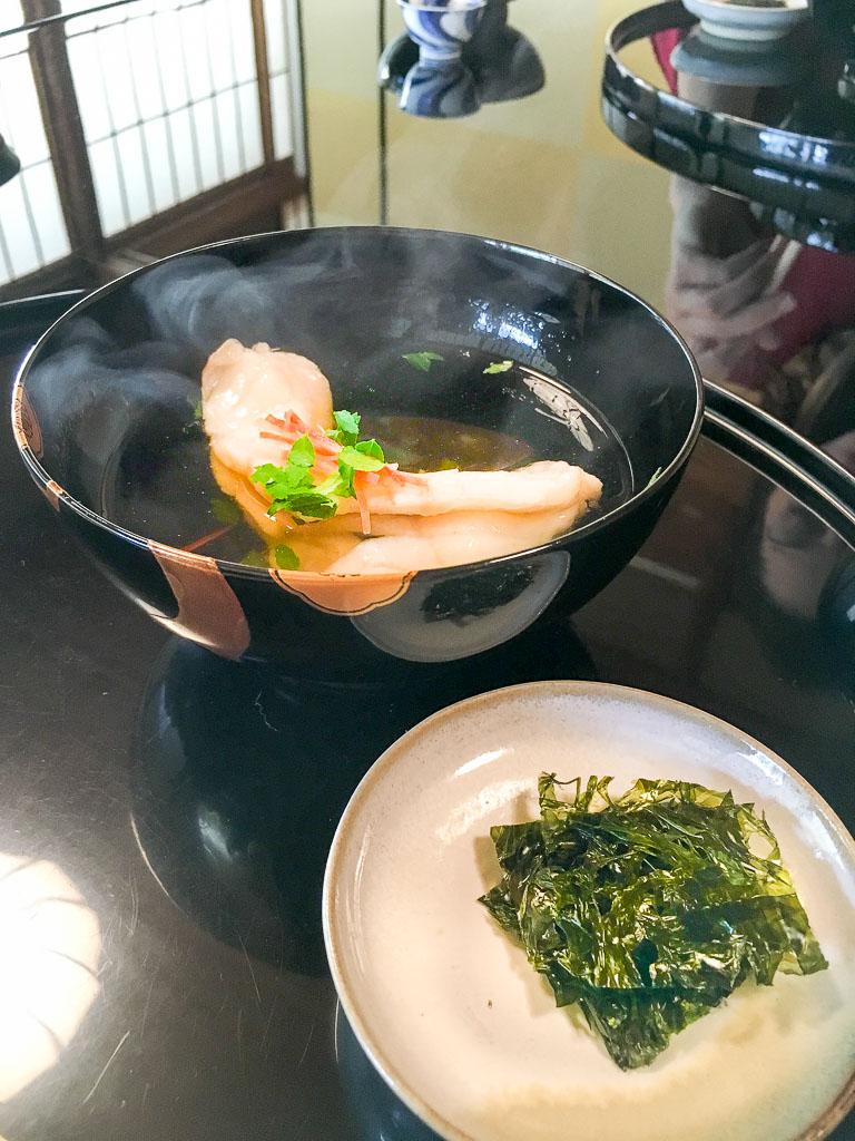 Course 2: Rock Fish + Seaweed, 9/10