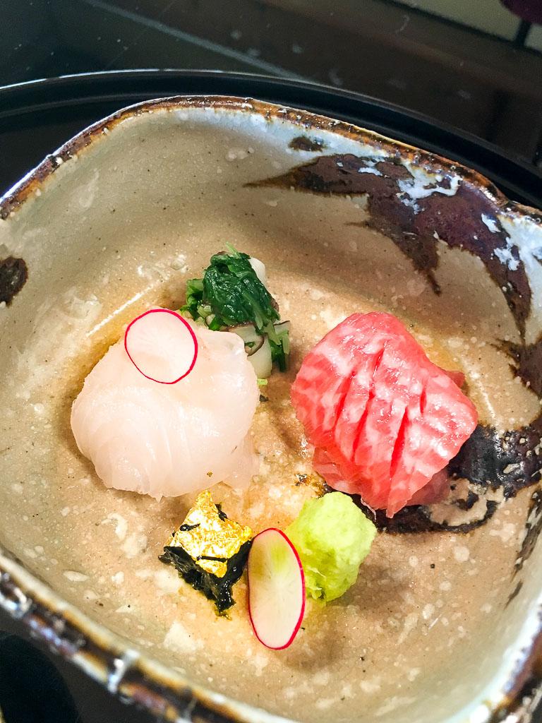 Course 3: Sashimi, 10/10