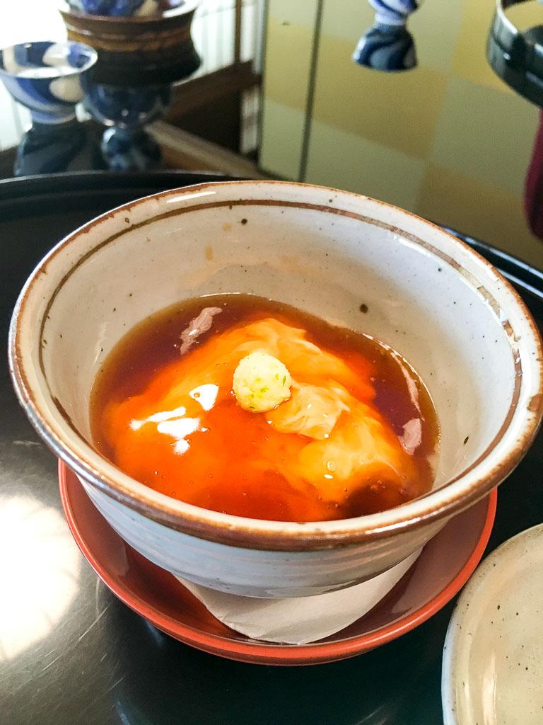 Course 4: Eel Soup,, 6/10