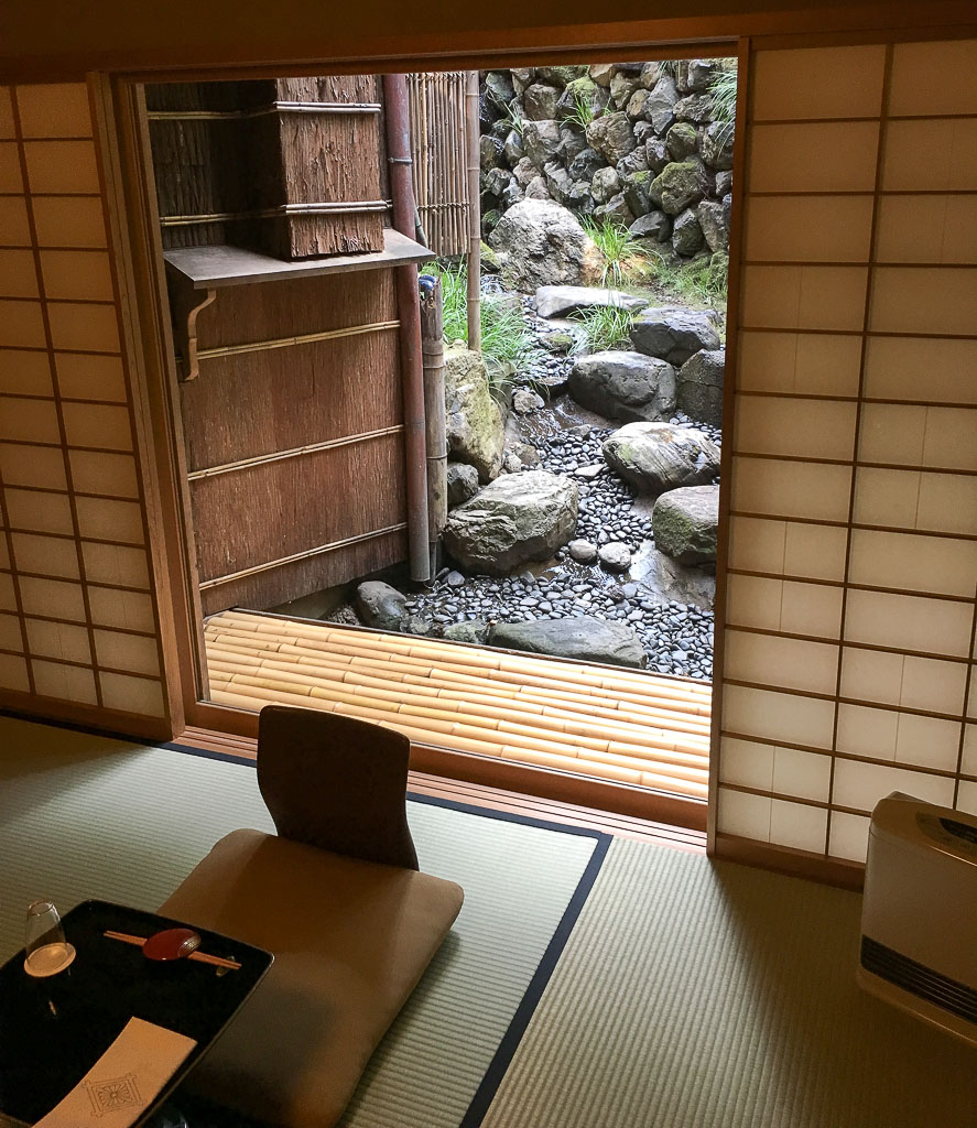 Kikunoi Honten Private Room