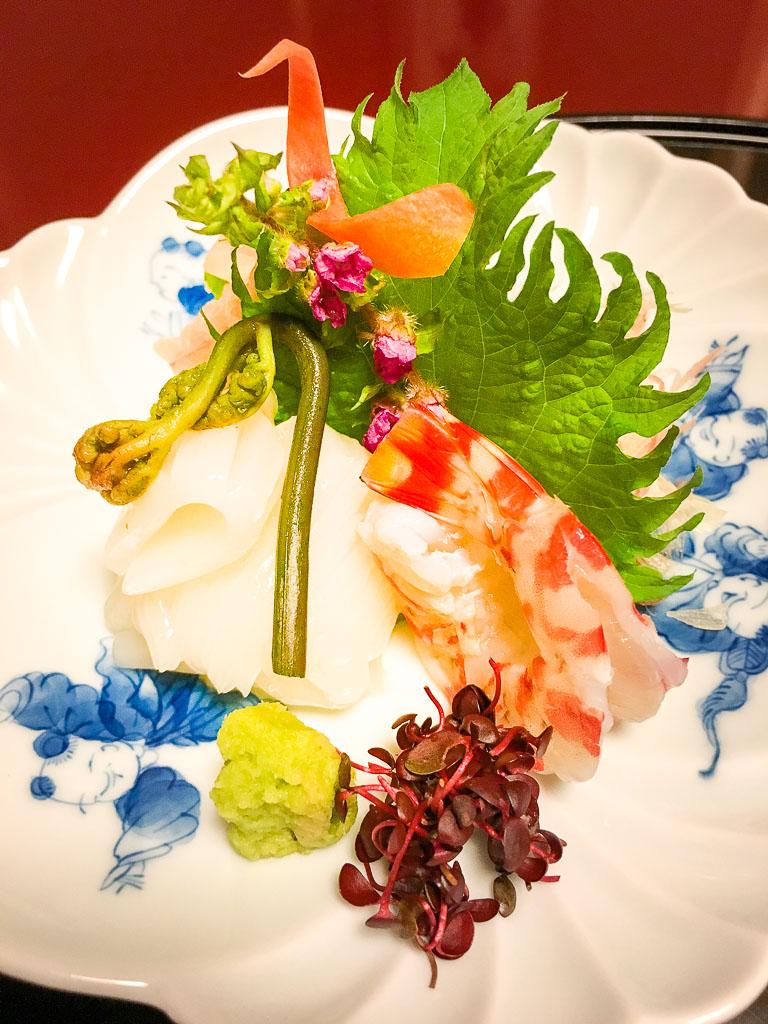 Course 3: Sashimi, 9/10