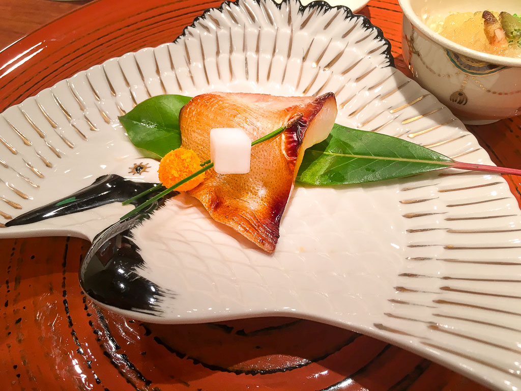 Course 5: Butterfish, 9/10