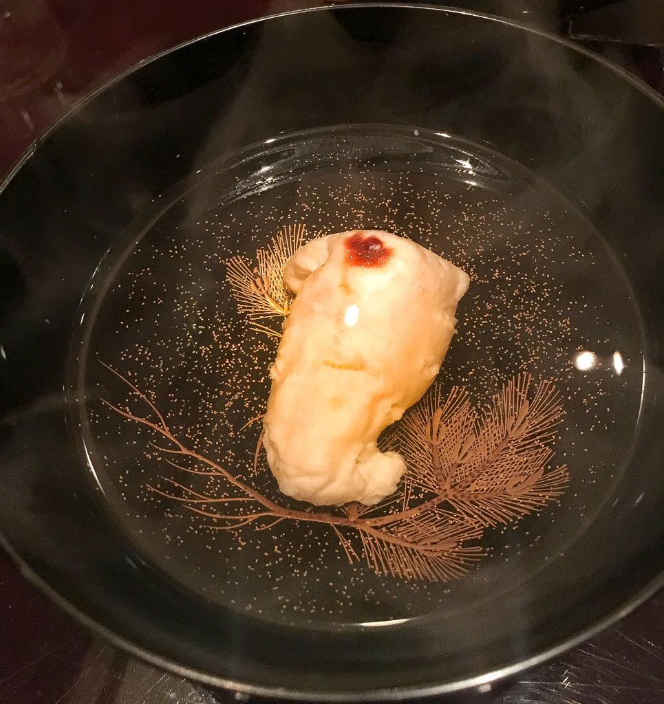 Course 3: Pufferfish Liver, 7/10