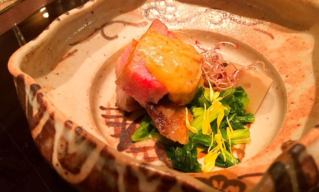 Course 7: Miyazaki Beef, 8/10