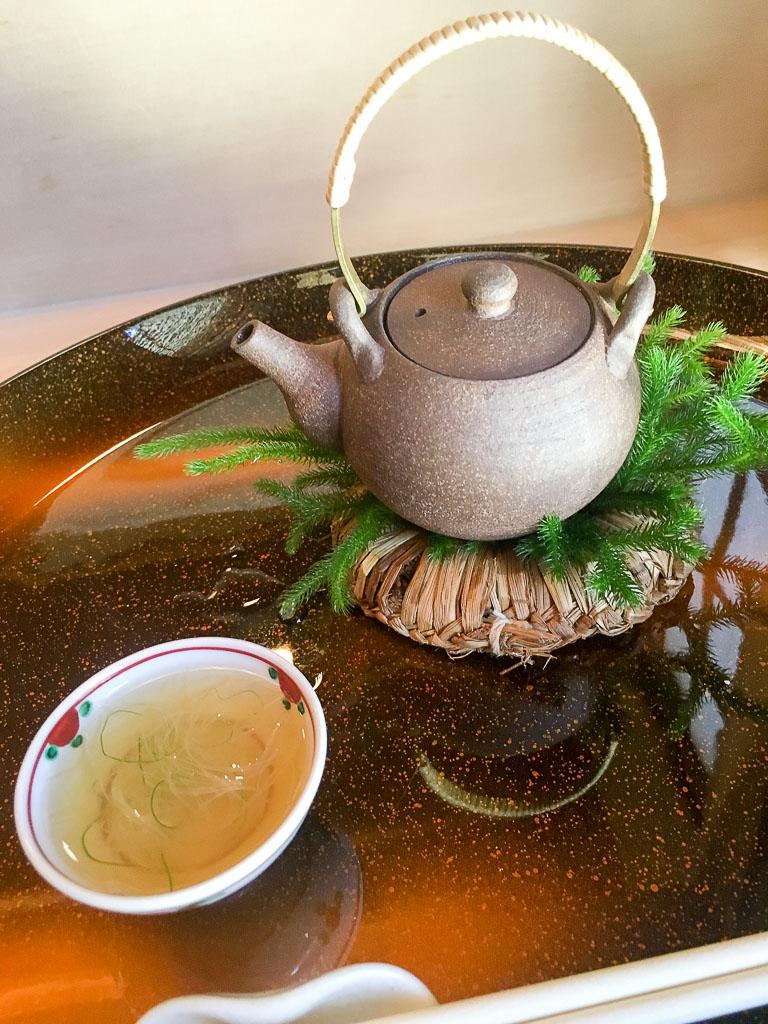 Course 3: Fish Soup, 8/10