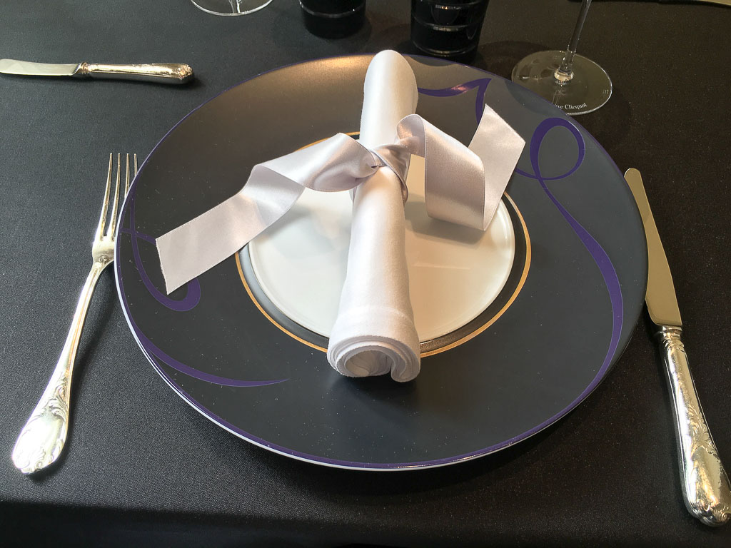 Joël Robuchon Place Setting