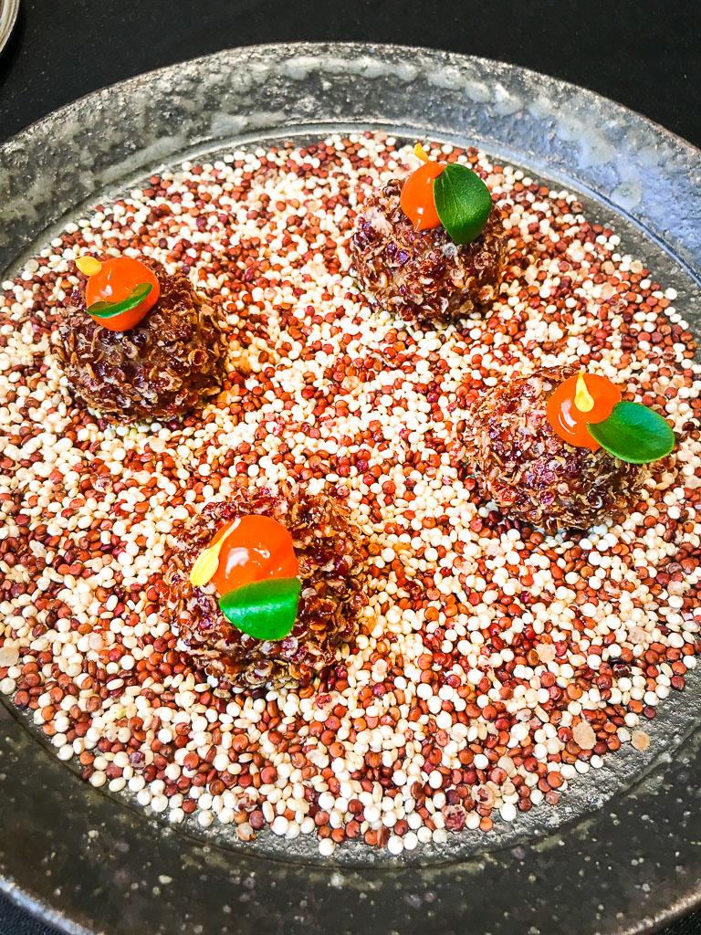 First Bites: Tomato + Quinoa, 8/10
