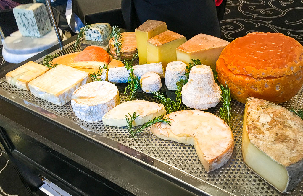 Course 4: Cheese, 8/10