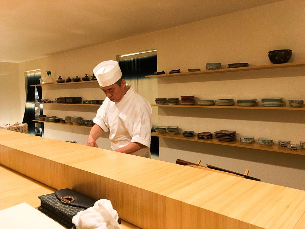 Kanda Chef's Counter