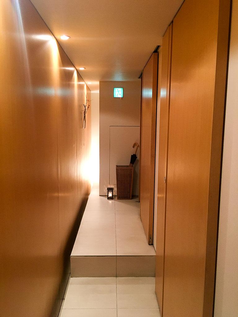Kanda Interior Hallway