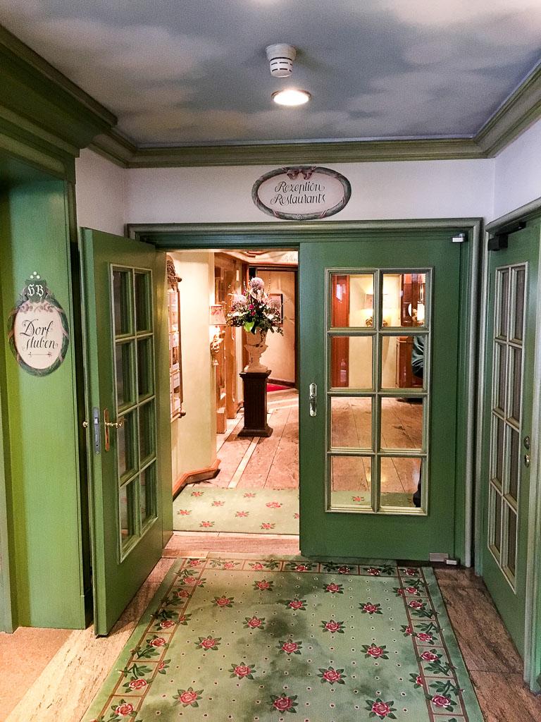 Bareiss Main Entrance