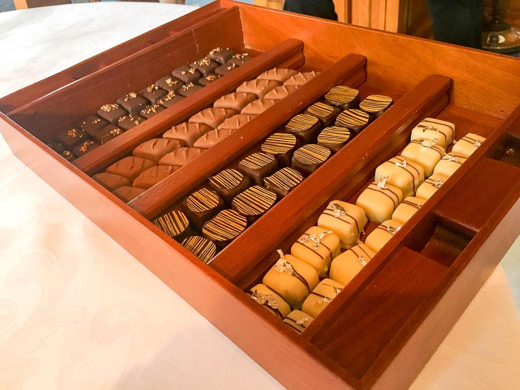 Last Bites: Chocolate, 10/10