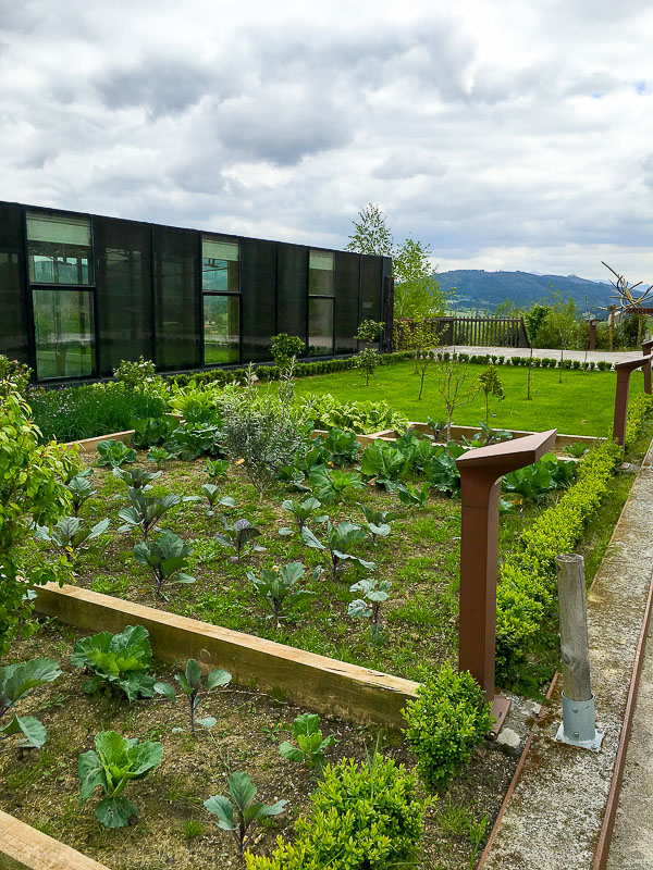 Azurmendi Gardens