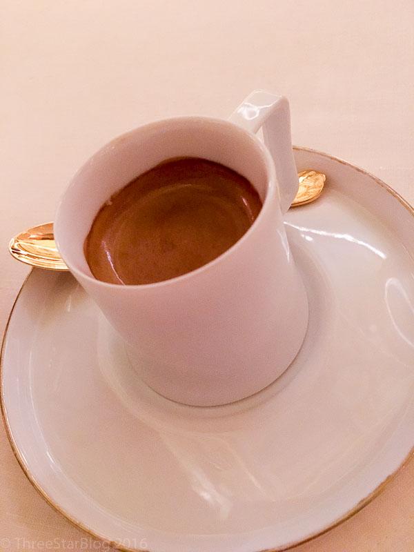 Last Sips: Espresso, 9/10