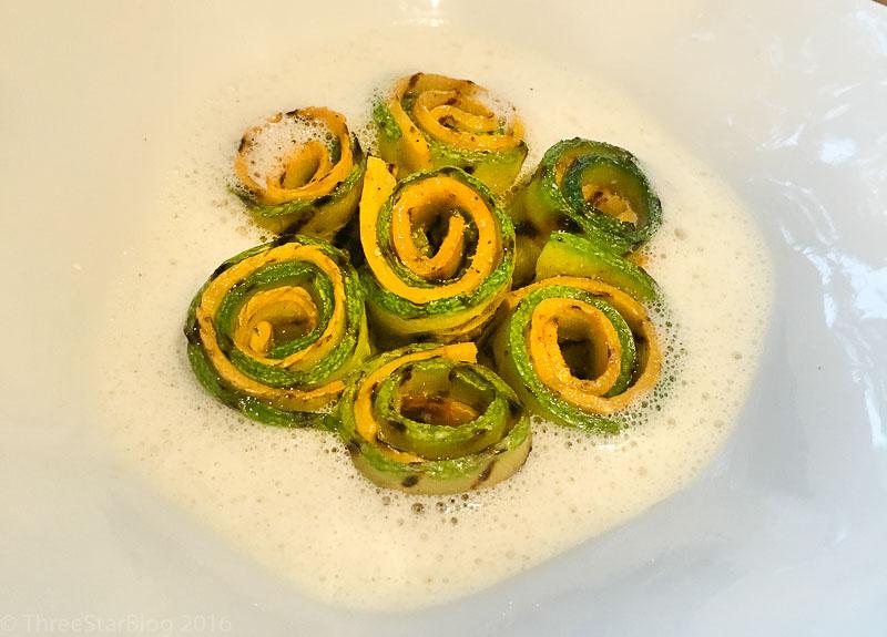 Course 4: Zitone Pasta, 9/10