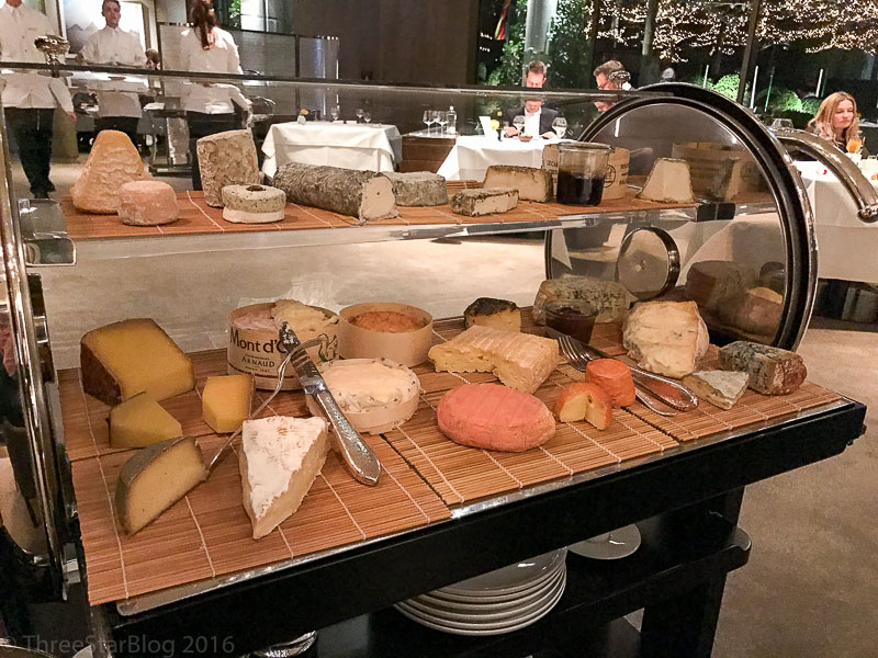 Course 5: The Cheese Cart, 9/10
