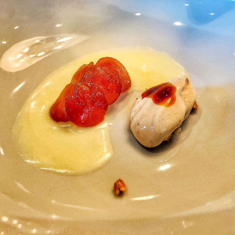 Course 8:Phébus + Pine Nut Ice Cream, 9/10