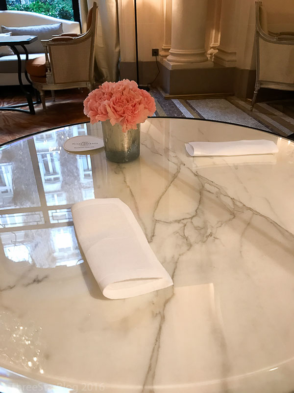 Lobby Place Setting