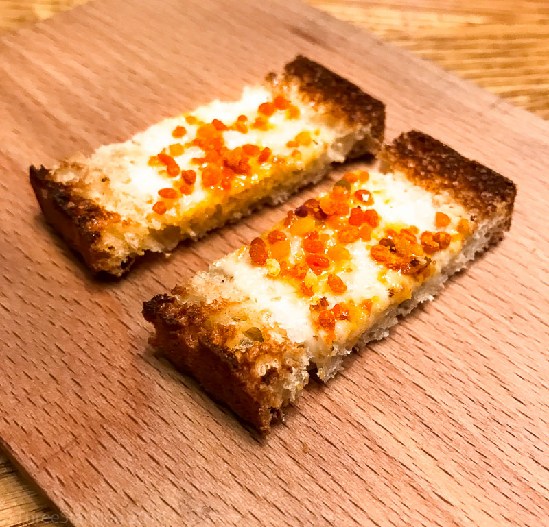 First Bites: Toast + Parisian Honey, 9/10