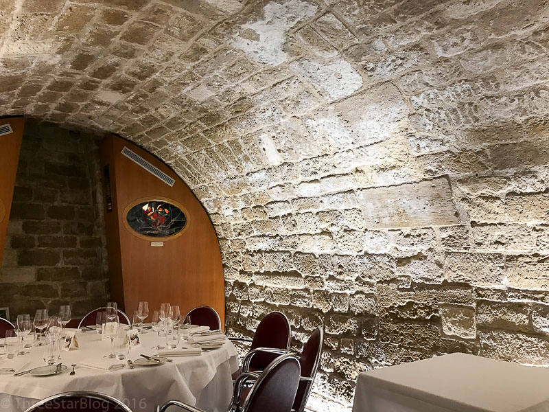 L'Arpège Dining Room