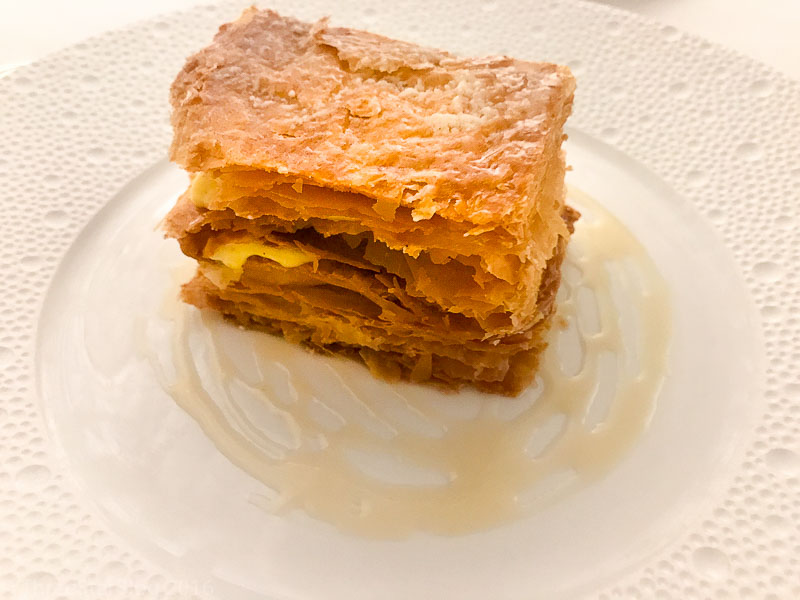 Course 11: Millefeuille, 8/10
