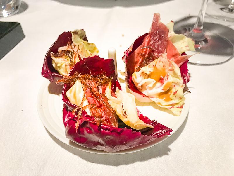 Raddicchio Salad