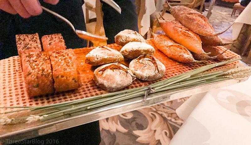 Bread Service, 8/10