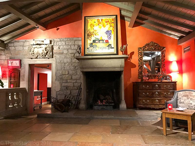 Georges Blanc Lounge