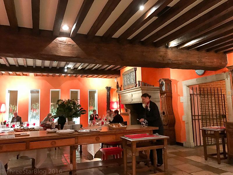 George Blanc Dining Room