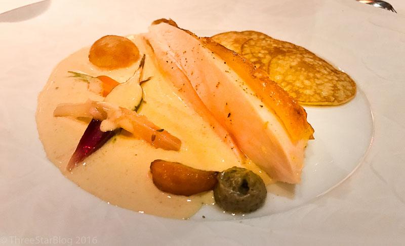 Course 5: Bresse Chicken, 8/10