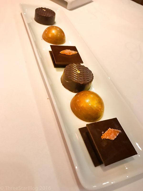 Last Vites: Chocolates, 8/10