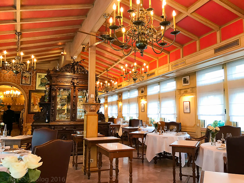 Paul Bocuse Dining Room