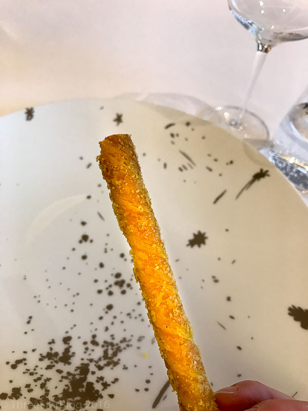 First Bites: Curry Flutes, 9/10