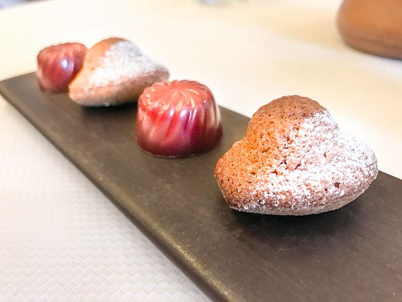 Last Bites: Chocolates + Petit Fours, 8/10