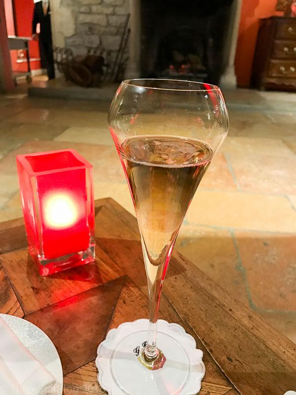 First sip:Billecart-Salmon Rosé NV