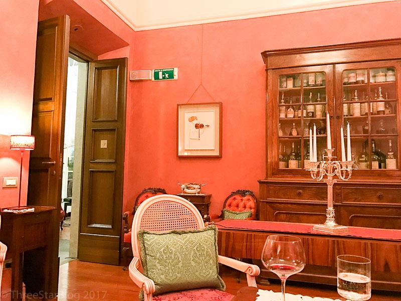 Post-Dinner Lounge
