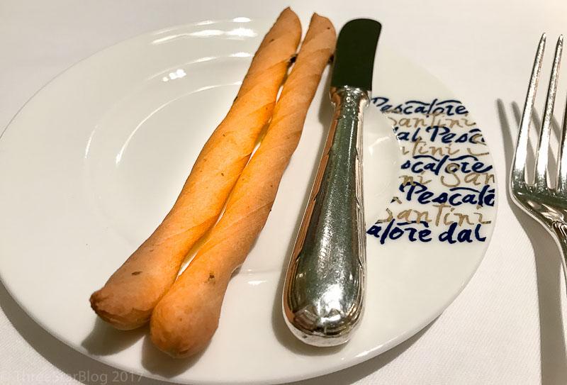 Parmesan Breadsticks, 8/10