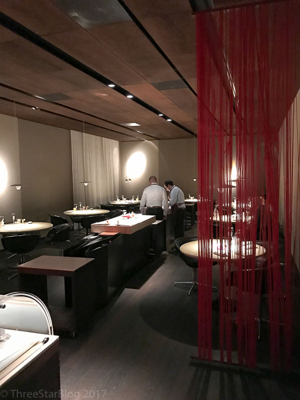 Le Calandre Dining Room