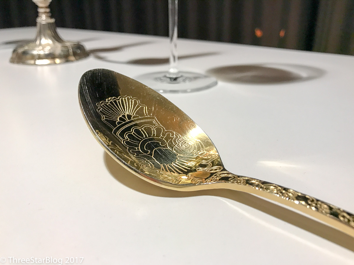 Etched Spoons