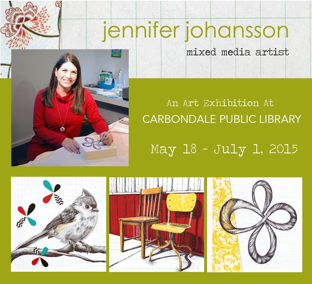 Jennifer Johansson Art Exhibition