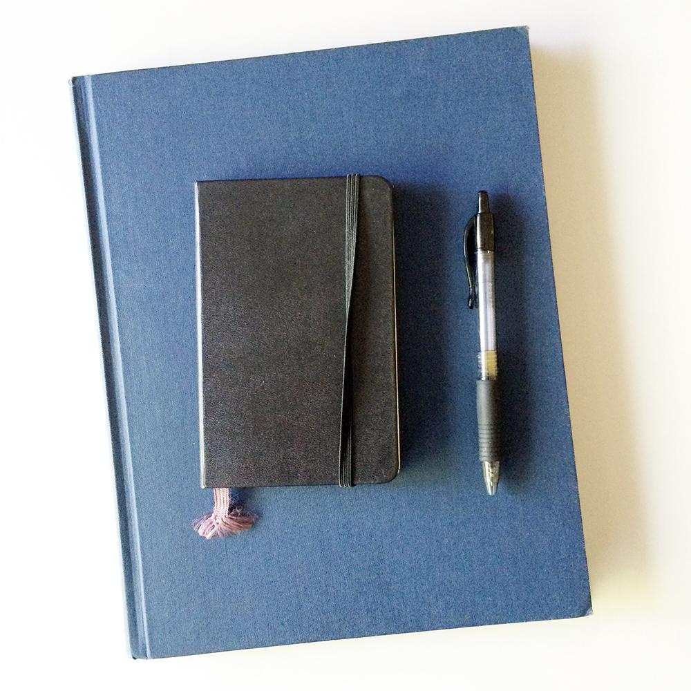 My Current Sketchbooks