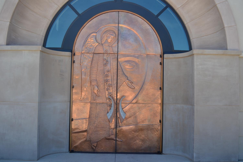 church_doors