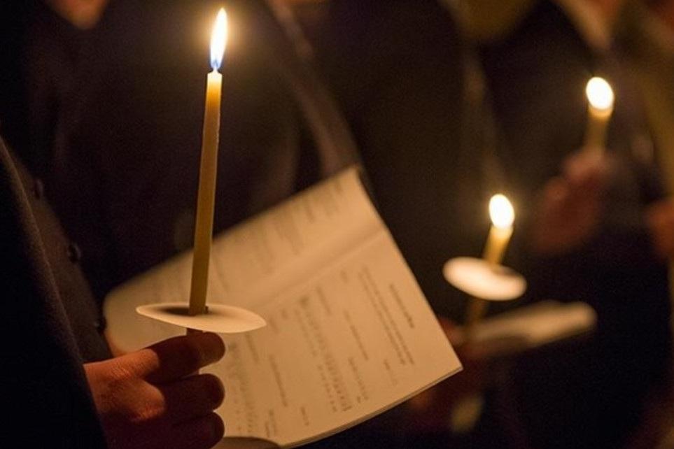 HOLY SATURDAY (4/20) - EASTER VIGIL MASS STARTS AT 8:00PM.